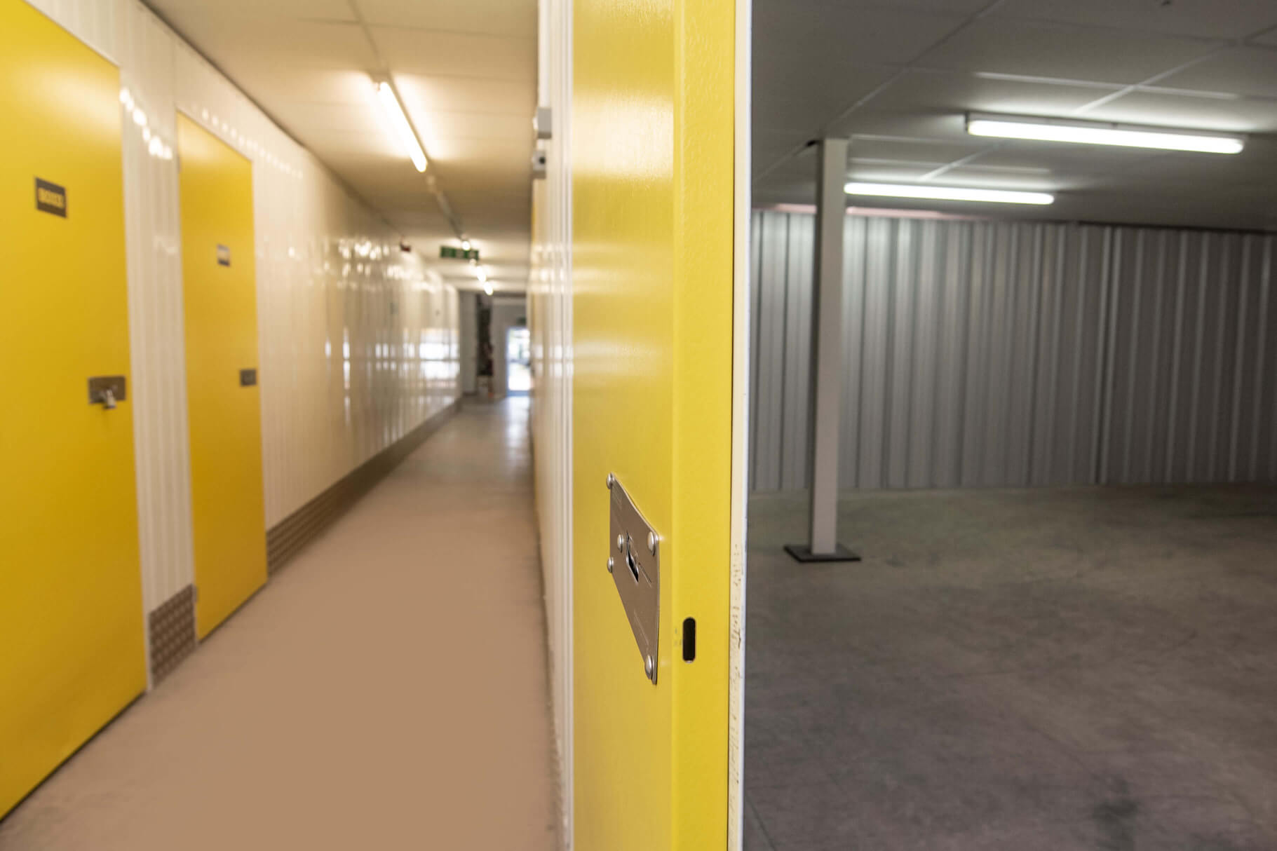 Storage Units from £10 per week